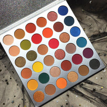 Load image into Gallery viewer, Beauty Glazed Rainbow Eyeshadow Palette