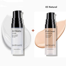 Load image into Gallery viewer, SACE LADY Primer + Concealer Combo Set
