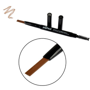 Popfeel Double Ended Eyebrow Pencil