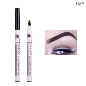 ELECOOL Liquid Eyebrow Pen