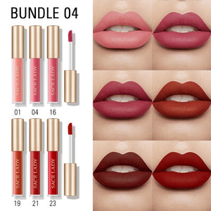 SACE LADY Matte Liquid Lip Gloss