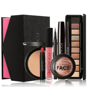 FOCALLURE 8Pcs Cosmetics Makeup Set