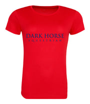 Dark Horse Team Pro-Tech Air T- Shirt - Fire Red
