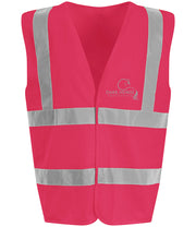 High Visibility Vest Adult - Orange