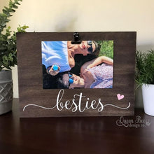 Load image into Gallery viewer, Besties Picture Frame - The Queen Bee Company