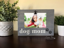 Load image into Gallery viewer, Dog Mom Picture Frame - The Queen Bee Company