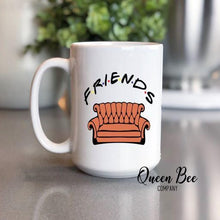 Load image into Gallery viewer, Friends TV Show Coffee Mug - The Queen Bee Company