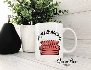 Friends TV Show Coffee Mug - The Queen Bee Company