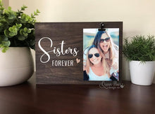 Load image into Gallery viewer, Sisters Forever Picture Frame - The Queen Bee Company