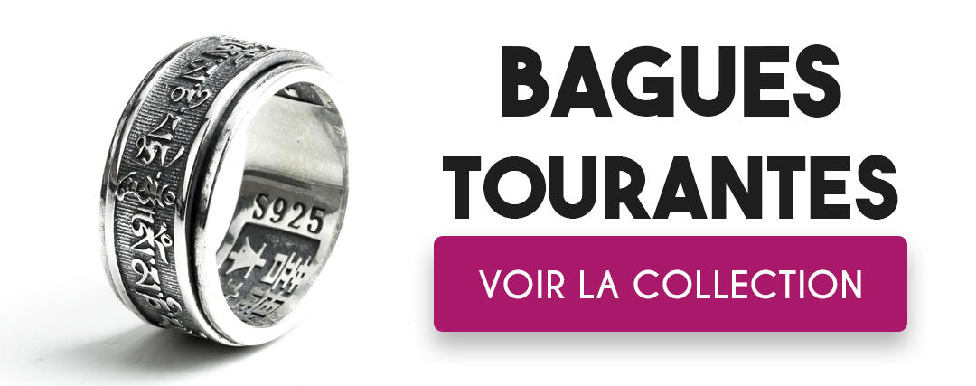 Collection Bague Tournante
