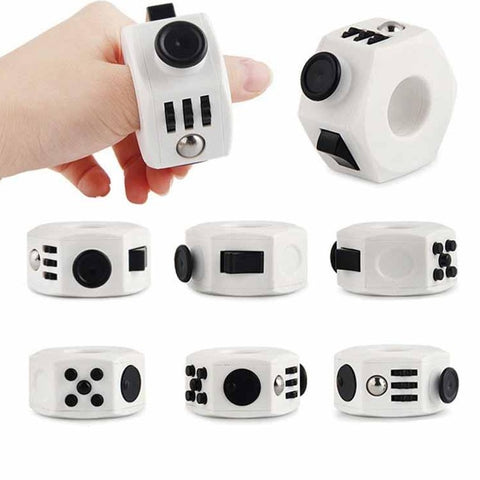 Fidget Cube Anti-Stress <br> 6 Faces Anti-Stress - Shop Antistress