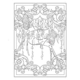 Coloriage Anti-Stress <br>Oiseaux - Shop Antistress