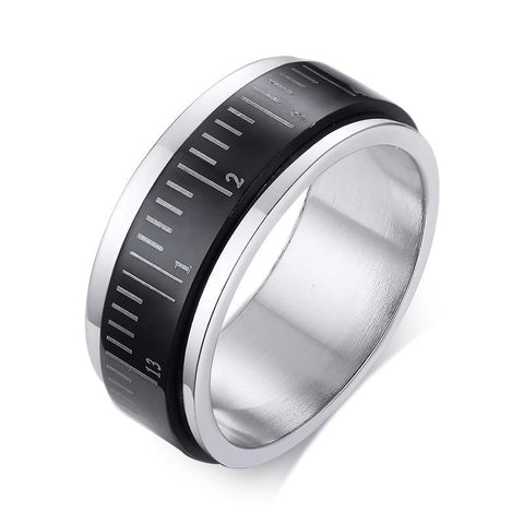 Bague Anti-Stress <br>Mètre - Shop Antistress