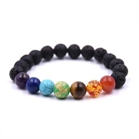 Bracelet Anti-Stress <br>7 Chakras - Shop Antistress