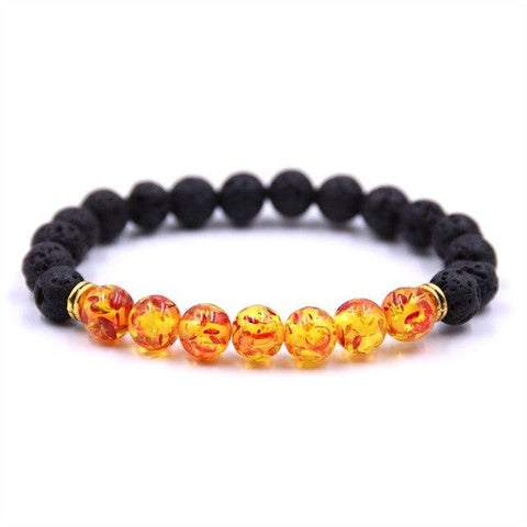 Bracelet Anti-Stress <br>Chakra Sacré - Shop Antistress
