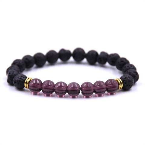 Bracelet Anti-Stress <br>Chakra Sahasrara - Shop Antistress