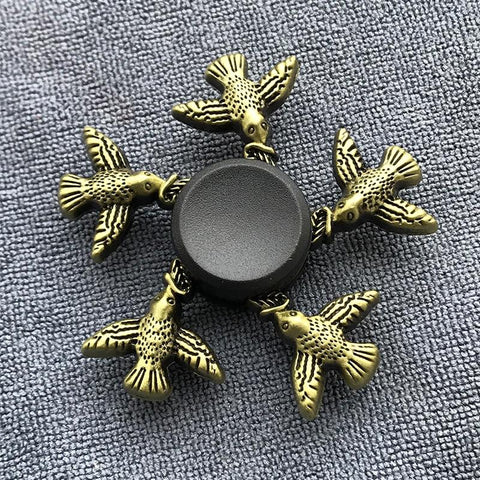 Hand Spinner <br>Oiseau - Shop Antistress