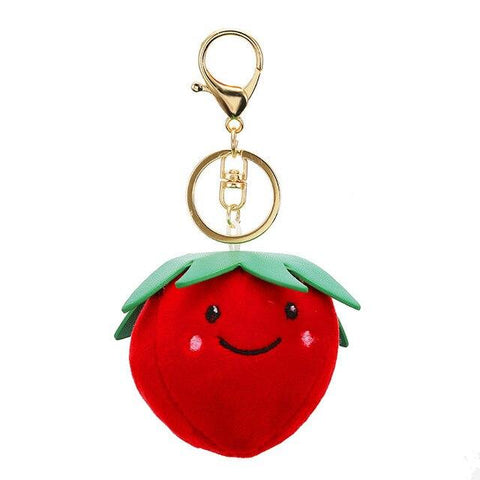 Porte Clé Anti-Stress <br>Fraise - Shop Antistress