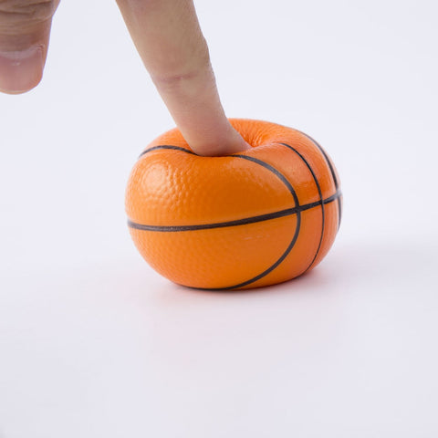 Balle Anti-Stress <br>Basketball - Shop Antistress