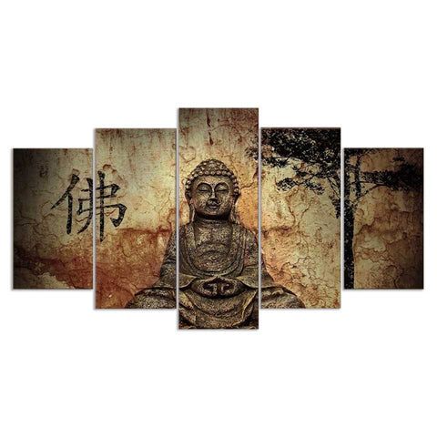 Tableau Zen <br>Bouddha Zen - Shop Antistress