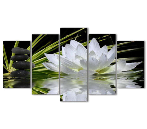 Tableau Zen <br>Fleur de Lotus - Shop Antistress