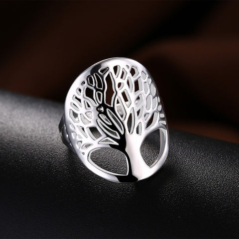 Bague Anti-Stress <br>Arbre de la Vie - Shop Antistress