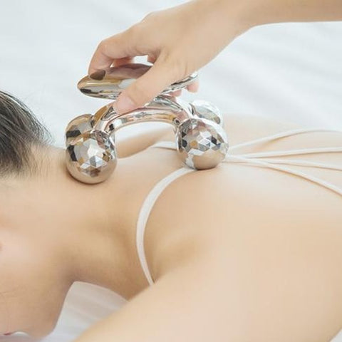Massage Relaxant <br>4D Massage Roller - Shop Antistress