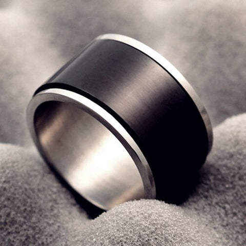 Bague Anti-Stress <br>Titane - Shop Antistress