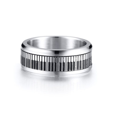 Bague Anti-Stress <br>Piano - Shop Antistress