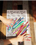 Coloriage Anti-Stress <br>Nature - Shop Antistress