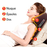 Massage Relaxant <br>Coussin Massant Dos - Shop Antistress