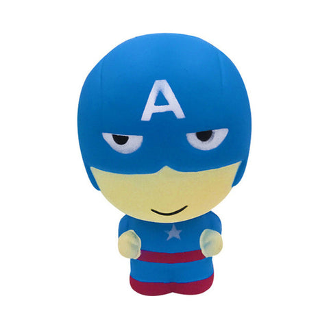 Squishy Captain America - Shop Antistress