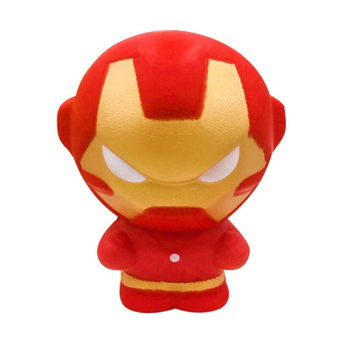 Squishy Iron Man - Shop Antistress