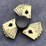 Hand Spinner Jeu de Carte | Shop Anti-Stress