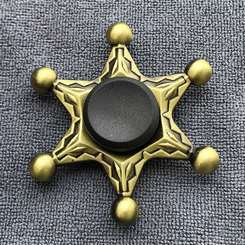 Hand Spinner Sheriff | Shop Anti-Stress