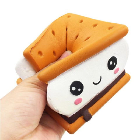Balle Anti-Stress <br>Squishy Biscuit - Shop Antistress
