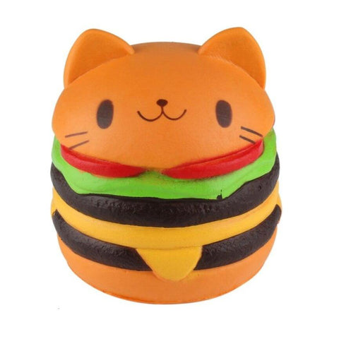 Balle Anti-Stress <br>Squishy Burger - Shop Antistress