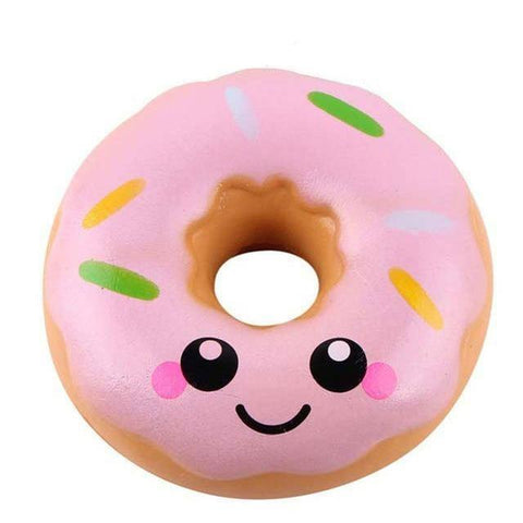 Balle Anti-Stress <br>Squishy Donut - Shop Antistress