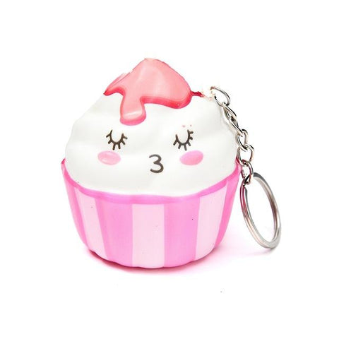 Porte Clé Anti-Stress <br>Squishy Ice Cream - Shop Antistress