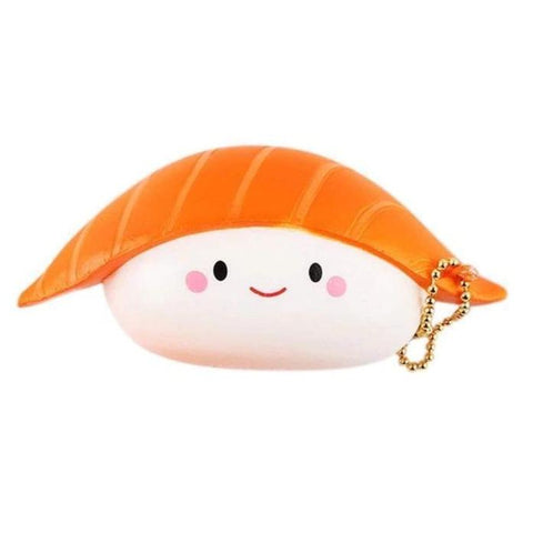 Porte Clé Anti-Stress<br>Squishy Sushi - Shop Antistress