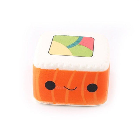 Balle Anti-Stress <br>Squishy Sushis - Shop Antistress