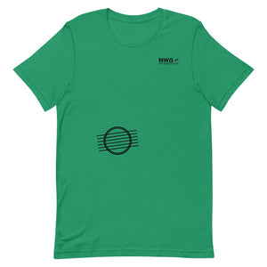 Right Handed Sound Hole Short-Sleeve Unisex T-Shirt