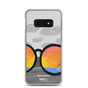 Summertime Samsung Case