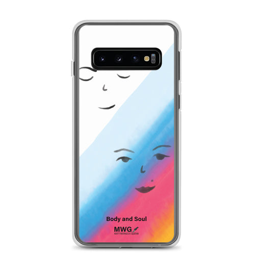 Body and Soul Samsung Case