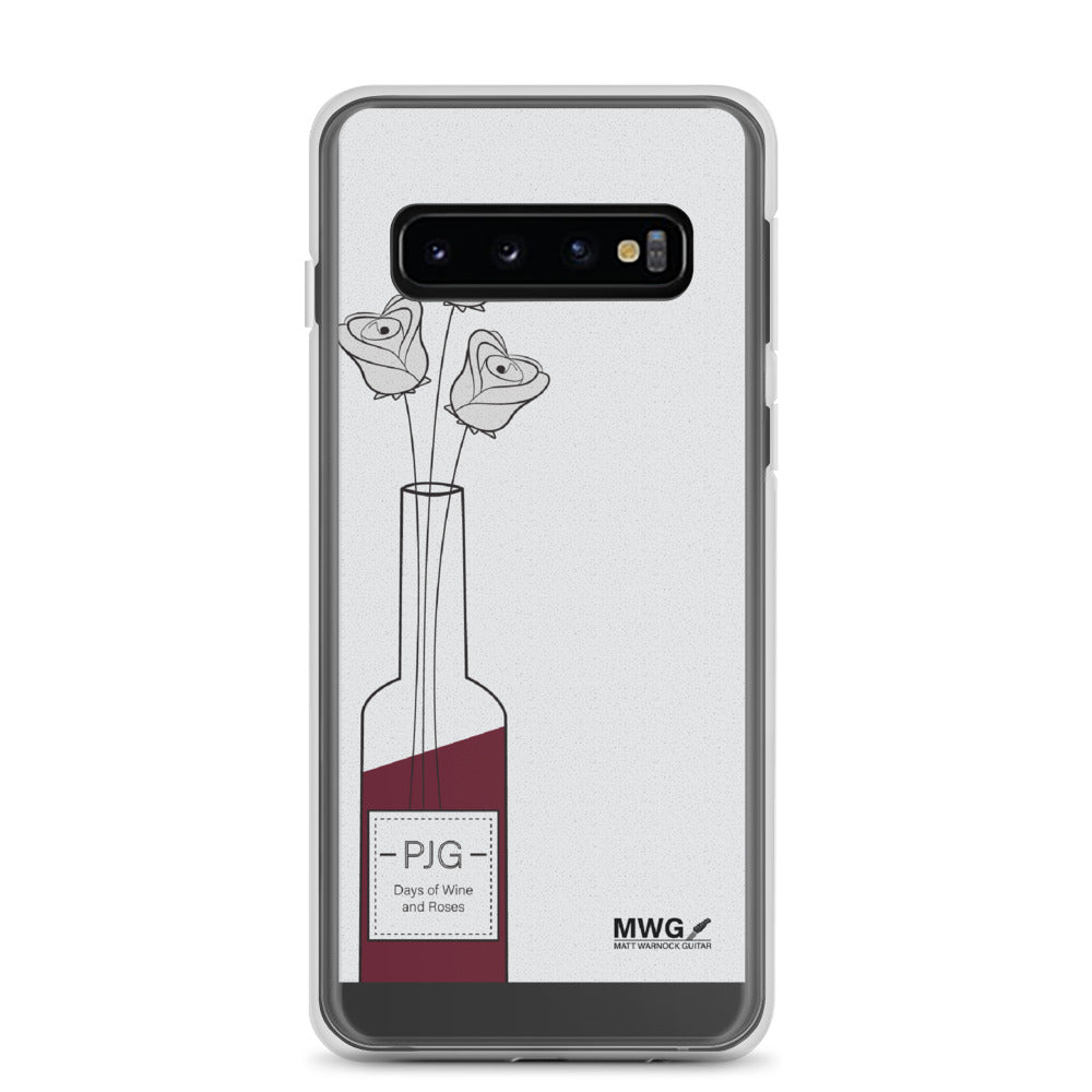 Days of Wine and Roses Samsung Case