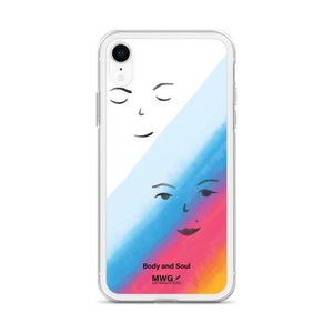 Body and Soul iPhone Case