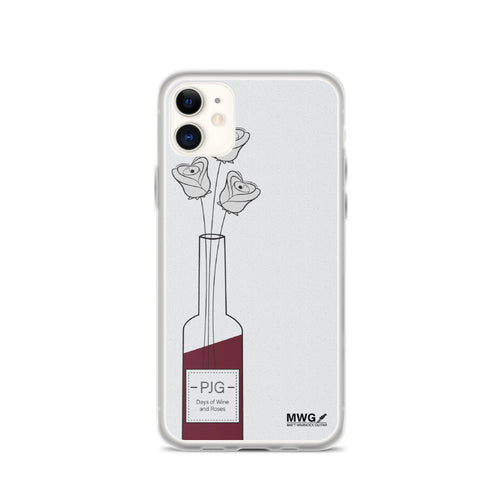 Days of Wine and Roses iPhone Case