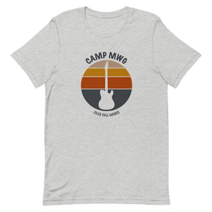 Camp MWG - Fall Modes Short-Sleeve Unisex T-Shirt