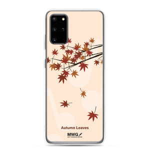 Autumn Leaves Samsung Case
