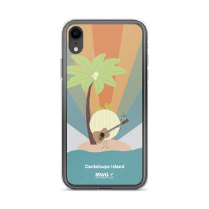 Cantaloupe Island iPhone Case